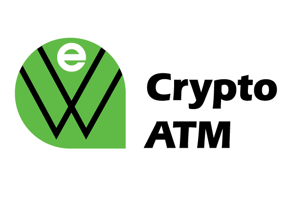 we greece crypto ATM logo