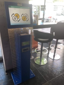 we greece btc atm spots