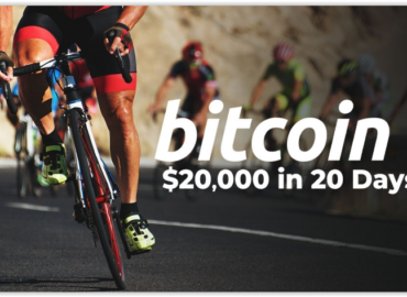Bitcoin (BTC) May Just Hit $20,000 in 20 Days, Be Prepared for Anything