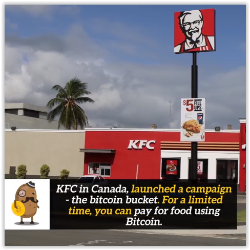 (KFC) Implements Blockchain To Track Media Buying